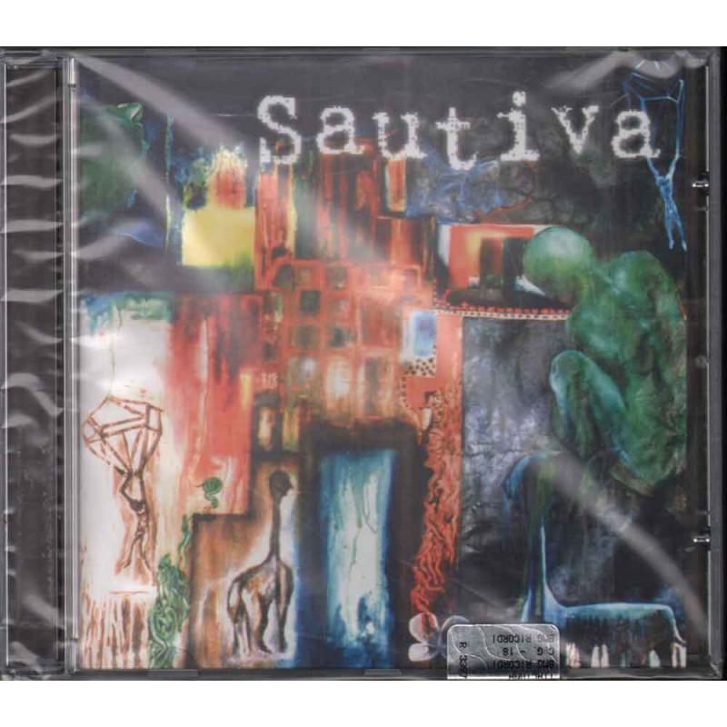 Sautiva  (Dhamm) CD Sautiva (Omonimo) Nuovo Sigillato 0743217008628