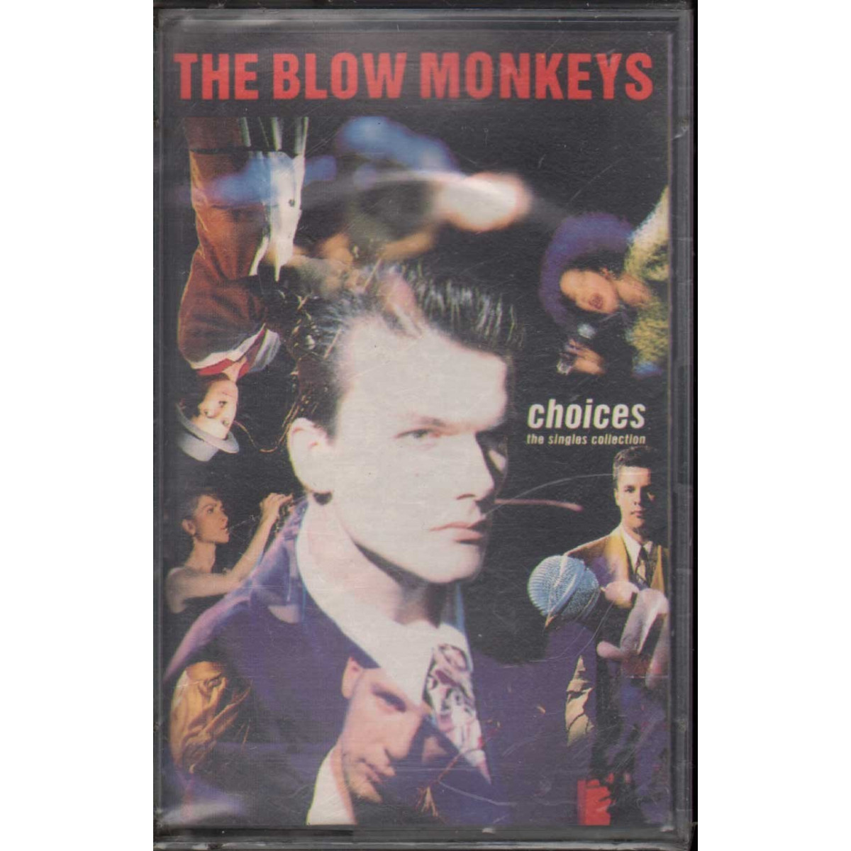 The Blow Monkeys featuring Sylvia Tella - Choice