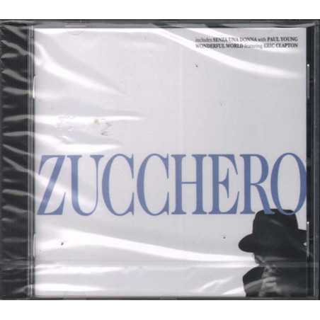 Zucchero CD Zucchero ( Omonimo) Nuovo Sigillato 0042284906326