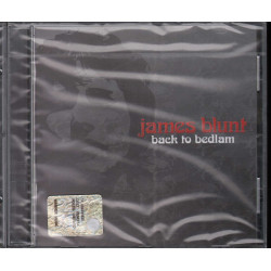 James Blunt CD Back To Bedlam / Atlantic ‎Sigillato 0075678375255