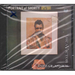 Shorty Rogers And His Giants CD A Portrait Of Shorty RCA Sigillato 0743212182224
