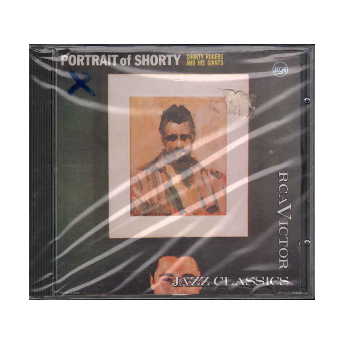 Shorty Rogers And His Giants  CD A Portrait Of Shorty Sigillato 0743212182224