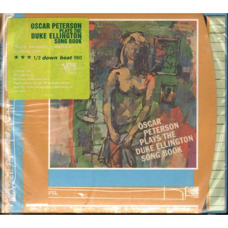 Oscar Peterson CD Oscar Peterson Plays The Duke Ellington Song Book Sigillato
