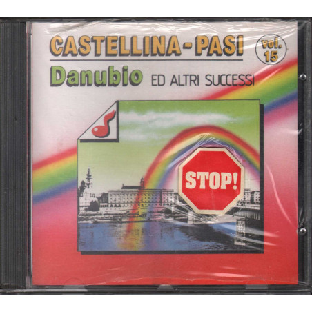 Castellina Pasi CD Danubio ed altri successi vol.15 Nuovo