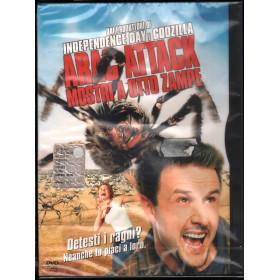Arac Attack - Mostri A Otto Zampe DVD Snapper Sigillato 7321958232408