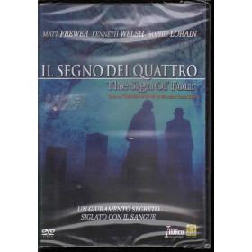 Il Segno Dei Quattro DVD Matt Frewer / Sophie Lorain Sigillato 8016207064471