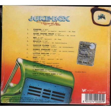 Peppino Di Capri  CD Juke-Box Digipack Nuovo Sigillato 8031274003079