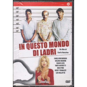 In Questo Mondo di Ladri DVD Biagio Izzo Carlo Buccirosso Cecchi Gori Sigillato