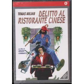 Delitto Al Ristorante Cinese DVD Tomas Milian E Cannavale Cecchi Gori Sigillato