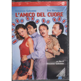 L' Amico Del Cuore DVD M. Casagrande / V. Salemme Cecchi Gori Sigillato