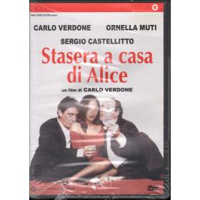 Stasera A Casa Di Alice DVD Carlo Verdone Cecchi Gori Sigillato