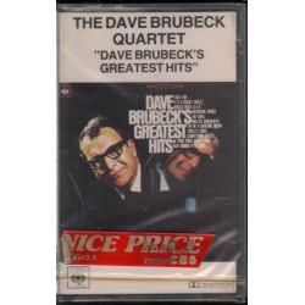 Dave Brubeck MC7 Brubeck's Greatest Hits / CBS Sigillata 40-32046