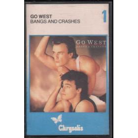 Go West MC7 Bangs And Crashes 1 / Chrysalis Nuova CHRK 14950-1