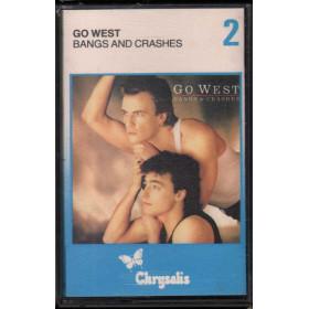 Go West MC7 Bangs And Crashes 2 / Chrysalis Nuova CHRK 14950-2