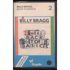 Billy Bragg MC7 Back To Basics 2 / Chrysalis Nuova CHRK 1603-2