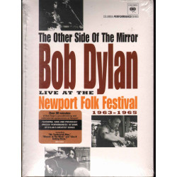 Bob Dylan DVD The Other Side Of The Mirror / Columbia Sigillato 0886971446692
