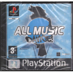 All Music Dance / Big Ben Leader Playstation 1 PS1 Sigillato 5060015455061
