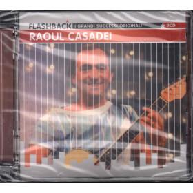 Raoul Casadei DOPPIO CD I Grandi Successi Flashback Nuovo Sig. 0886975225125