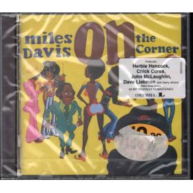 Miles Davis CD On The Corner / Columbia Sigillato 5099706398028