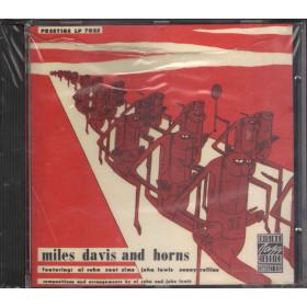 Miles Davis CD Miles Davis And Horns / Original Jazz Classics Sigillato