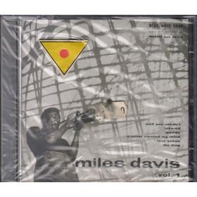 Miles Davis CD Volume 1- RVG Edition Blue Note Sigillato 0724353261023