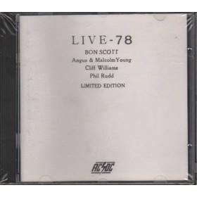 AC/DC - CD Live 79 - Bootleg Limited Edition Nuovo Sigillato 14555152