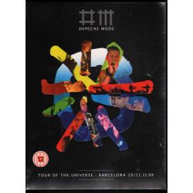 Depeche Mode 2 DVD 2 CD Tour Of The Universe Barcelona 20/21.11.09 EMI Sigillato