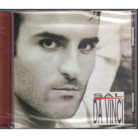 Sal Da Vinci CD Sal Da Vinci (Ominimo Same) RCA TCDMRL 6479 Sigillato