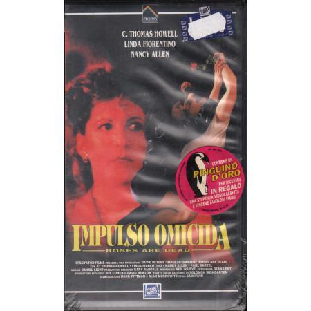 Impulso Omicida - Roses Are Dead VHS Linda Fiorentino Sigillato