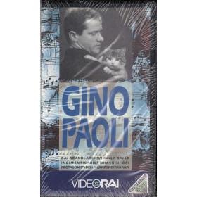 Gino Paoli VHS Dai grandi archivi della RAI Sigillato 8003927143241