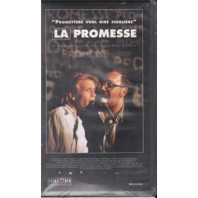 La Promesse VHS Olivier Gourmet / Jeremie Reiner Sigillato