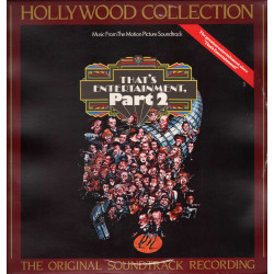 AA.VV. Lp Vinile Hollywood Collection Vol 7 That's Entertainment Part 2 Nuovo