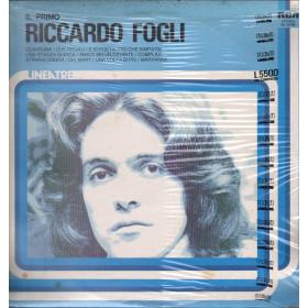 Riccardo Fogli Lp Vinile Il Primo / RCA NL 33189 Sigillato