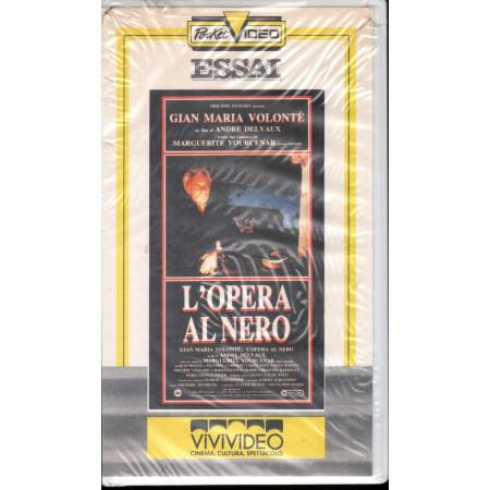 L'Opera Al Nero VHS Gian Maria Volone' / Delvaux Andre Sigillata