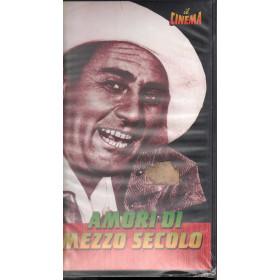 Amori Di Mezzo Secolo VHS  Alberto Sordi / Germi Pietro Sigillata