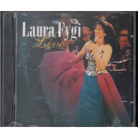 Laura Fygi CD Live / Mercury 538 047-2 Sigillato 0731453804722