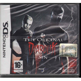 The Original Diabolik Sin Videogioco Nintendo DS NDS Sigillato 8033102494431