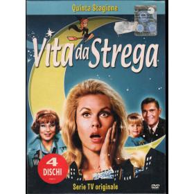 Vita Da Strega Stagione 5 DVD Elizabeth Montgomery Sigillato 8013123025159