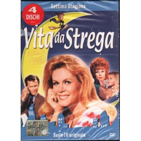 Vita Da Strega Stagione 7 DVD Elizabeth Montgomery Sigillato 8013123028921