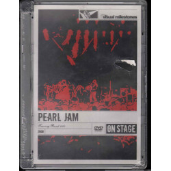 Pearl Jam ‎DVD Touring Band 2000 / Sony BMG Sigillato 0886972870793