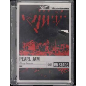 Pearl Jam DVD Touring Band 2000 / Sony BMG Sigillato 0886972870793