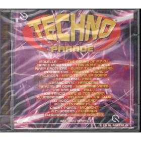 AA.VV. CD Techno Parade Vol. 2 / Universal Music Sigillato 7314583190236