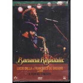 Lucio Dalla / Francesco De Gregori DVD Banana Republic Il Film Del Concerto Sig