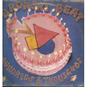 Bronski Beat Lp Vinile Hundreds & Thousands / London Records Nuoco