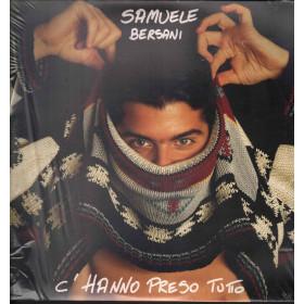 Samuele Bersani Lp Vinile C'Hanno Preso Tutto / Pressing Sigillato