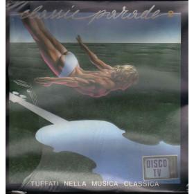 Classic Parade N. 2 Tuffati Nella Musica Classica Lp Vinile CGD Sigillato