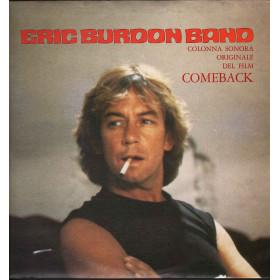 Eric Burdon Band Lp Vinile Comeback / Telefunken AP2 I 25124 Nuovo