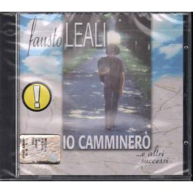 Fausto Leali CD Io Camminero' E Altri Successi / CGD Sigillato 0685738532322