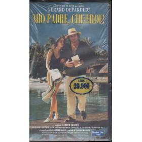 Mio Padre, Che Eroe! VHS Gerard Depardieu / Marie Gillain Sigillata