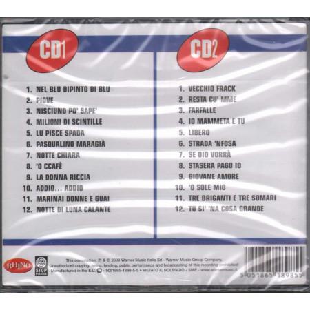 Domenico Modugno 2 CD I Grandi Successi / Rhino Sigillato 5051865189855